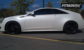 lowered cadillac cts 2011 cadillac cts rohana rc5 eibach lowered on springs terms of use