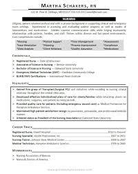 Lpn Rn Nurse Resume Examples Sample Resume Example Travel Nurse Resume Free Sample Registered Nurses Resume
