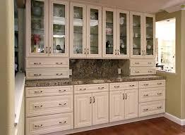 Butter Cream Glazed Kitchen Cabinets Cream Maple Glazed - Kitchen cabinet glaze