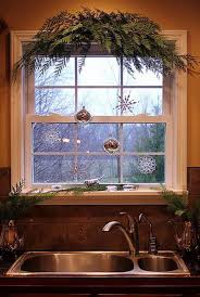 Lighted Christmas Window Decorations Canada by Christmas In The Kitchen Christmas Kitchen Kitchens And Holidays