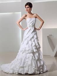 a linie herzausschnitt sweep pinsel zug taft brautkleid mit perlen verziert p90 269 best brautkleider images on wedding dressses