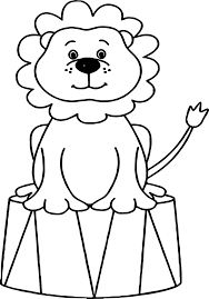 circus tent coloring pages eson me