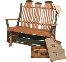 outdoor rockers u0026 gliders countryside amish furniture