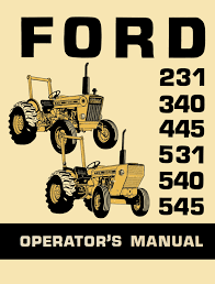 100 ford 3000 tractor shop manual ford 3000 power steering
