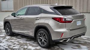 lexus rx 2017 2017 lexus rx 350 test drive review