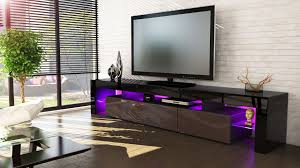 Unit Tv Catania V3 Media Tv Unit Black Frame Area11