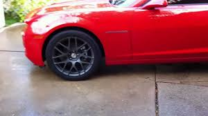 subaru tsw tsw nurburgring rims on my 2012 camaro wow youtube