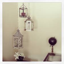 Hanging Home Decor Interior Special Diy Hanging Lanterns With Simple Steps Creation
