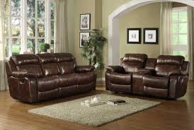 living room reclining sofa set with cup holder plushemisphere