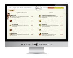 application cuisine multi cuisine restaurant restaurant website design services