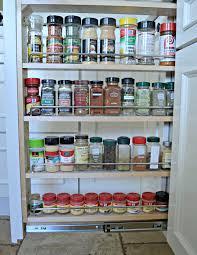 Kitchen Sink Cabinet Tray by Kitchen Sliding Spice Rack For Nice Kitchen Cabinet Design