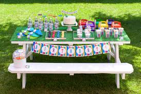home decor parties canada interior design fresh golf themed birthday party decorations