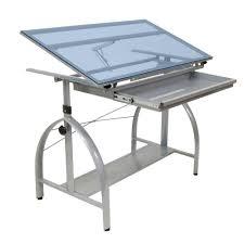 Drafting Table Straight Edge by Studio Designs Avanta Drafting Table 10060