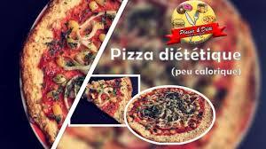 cuisine peu calorique plaisir diète pizza diététique peu calorique