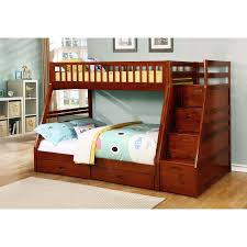 Bunk Bed Sheet Storage Step Bunk Bed With 2 Drawers Free Shipping