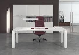 bureau blanc moderne uncategorized interessant modernes buro design vincent ogloblinsky