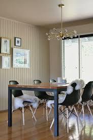 No Chandelier In Dining Room Design Swarovski Chandelier Home Designs