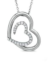 valentines day necklace 5 best online deals s day jewelry zales jewelry