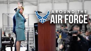 around the air force secaf farewell tattoo policy change youtube