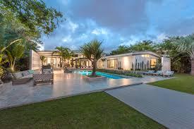 midcentury modern home jean louis deniot u0027s midcentury modern home in miami beach seeks