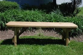 bench rentals 54 wooden bench rentals rustic wedding rental partysavvy