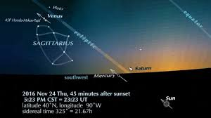 thanksgiving evening astronomy essentials earthsky