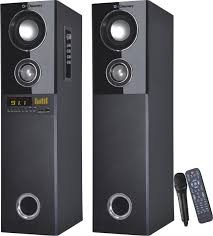 Used Home Theatre Systems Bangalore Dh Discovery Tower 10 S 2 Soundbar Price In India Buy Dh