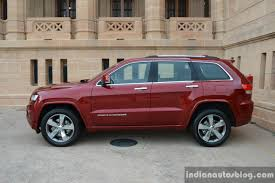 jeep india price list jeep grand cherokee grand cherokee srt launched in india