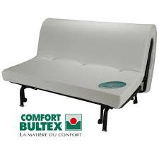 canapé bultex comfort bultex tous les produits comfort bultex conforama