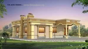 Kerala Style Home Design Plans Unique Kerala Style Single Floor