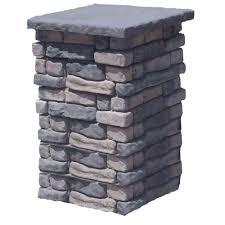 Decorative Bricks Home Depot by Decorative Column Caps Bases U0026 Accessories Columns