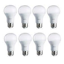 philips 462002 100w equivalent daylight led light bulb 2 pack ebay