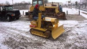 hurleysequipment com struck mini dozer magnatrac for sale youtube