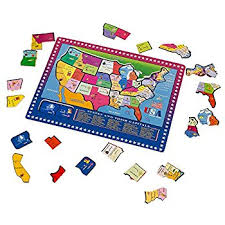 encyclopedia britannica talking usa map puzzle learning aid 2 usa map puzzle walmart