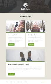Template Business Email by Batch1 Complete Set Of 20 Business Email Templates By Rocketway