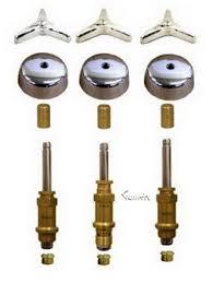 American Standard Shower Faucet Cartridge Tpc Tl3 Kit American Standard 3 Metal Handle Cross Tract Line