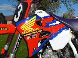1995 honda cr125r vmx3 u0027s bike check vital mx