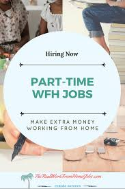 work from home job finders crew blog