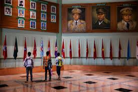 Flag Of Burma Burma Obama Extends Most U S Sanctions Time