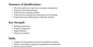 Property Manager Resume Samples Assistant Property Manager Resume Property Resume Resume Templates