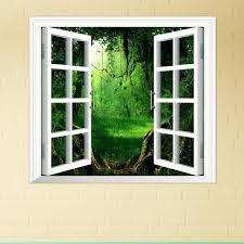 wall ideas wooden window frame wall decor rustic window frame window wall decor old window wall decor ideas deep forest pag 3d artificial window view 3d