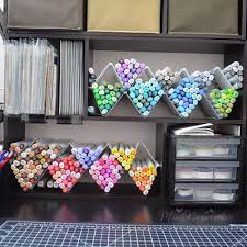 crafty storage comes in 5 bins too storeme pinterest marker