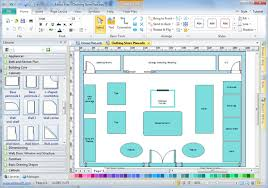 layout software free store layout software edraw