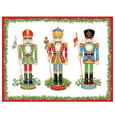 caspari cards caspari nutcracker king cards gump s