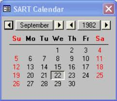 Which Date Is Sart