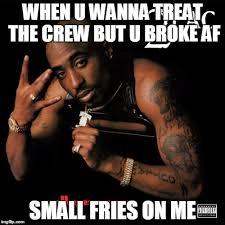 Meme Maker Fry - small fry imgflip