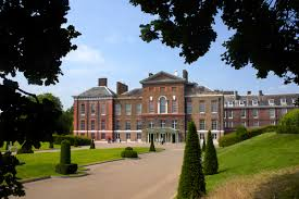kensington palac to kensington palace and chagne afternoon tea for two at the 5