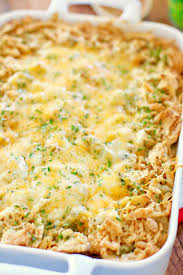 tater green bean casserole the country cook
