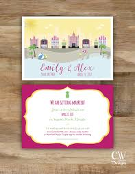 wedding invitations miami cw designs custom wedding maps invitations save the dates