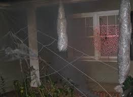 giant spider halloween display author rachel graves